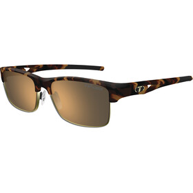 Tifosi Highwire Glasses Men matte tortoise - brown